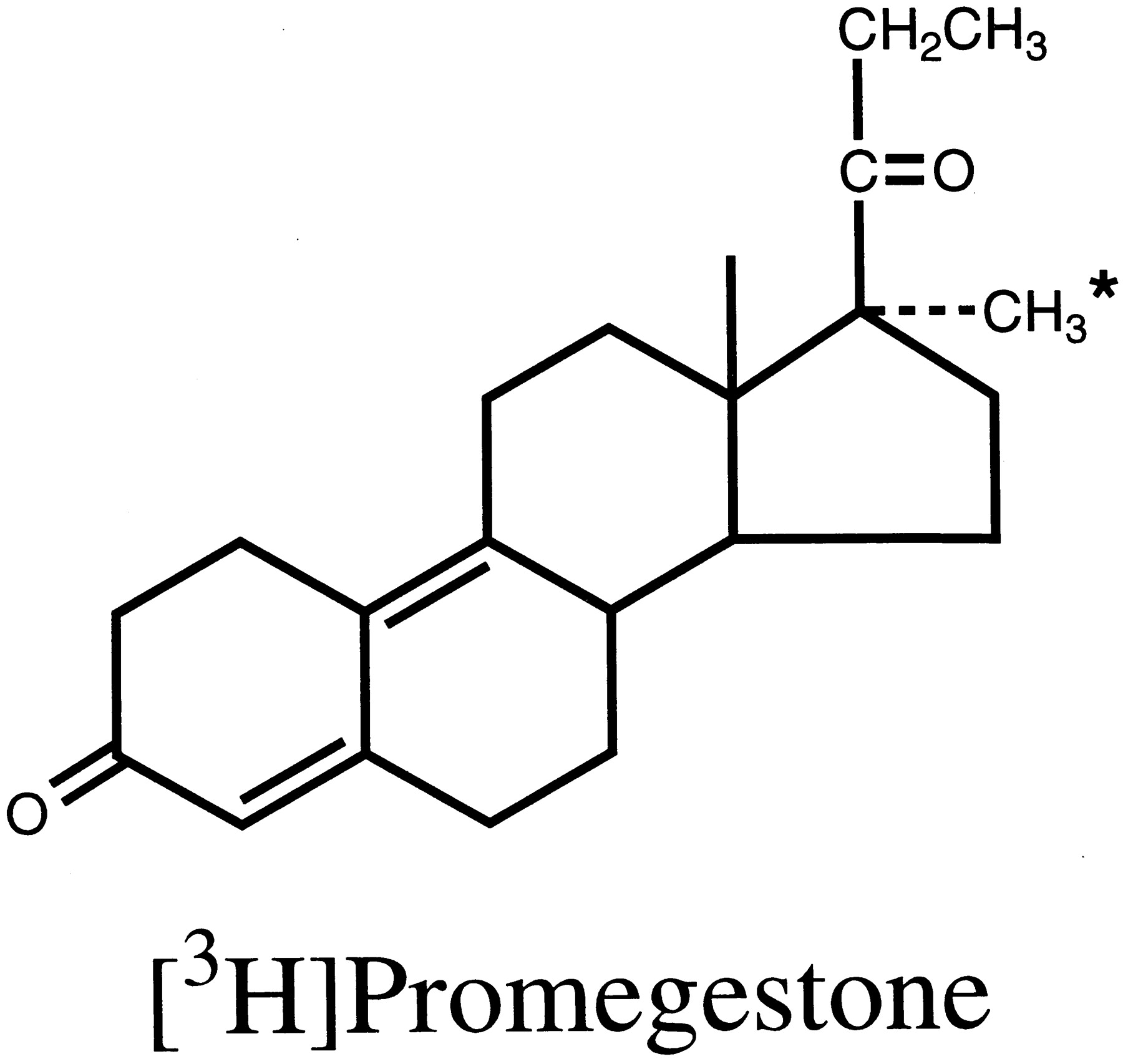 The Steroid Promegestone Is a Noncompetitive Antagonist of