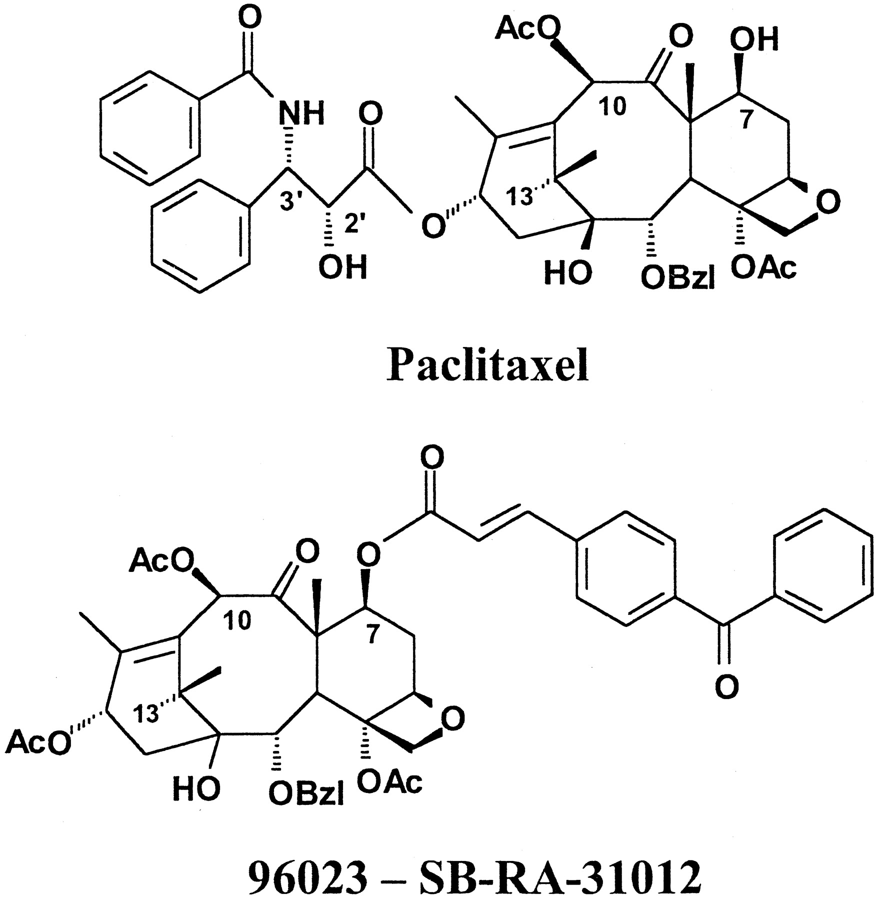 The Use Of A Novel Taxane-Based P-Glycoprotein Inhibitor