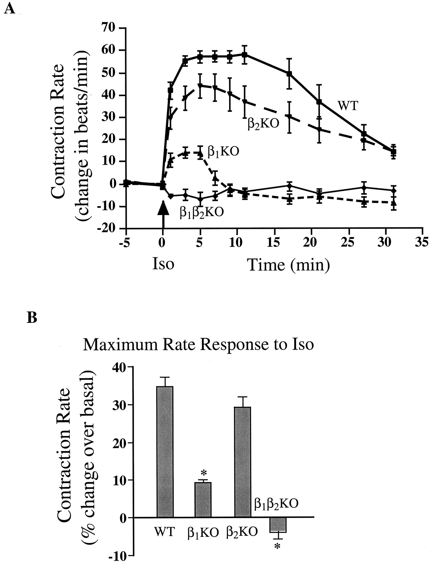 β-Adrenergic Receptor Subtype-Specific Signaling in