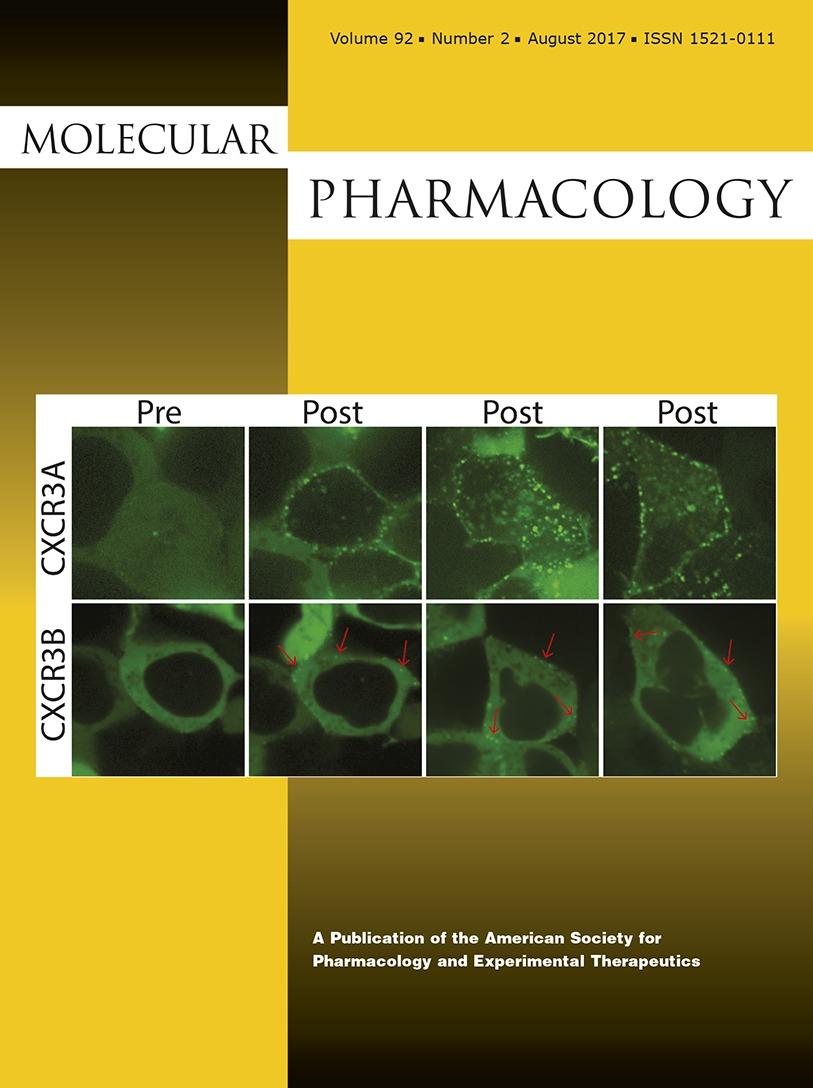 C X C Motif Chemokine Receptor 3 Splice Variants Differentially