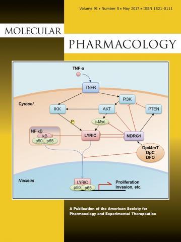 Molecular Pharmacology: 91 (5)
