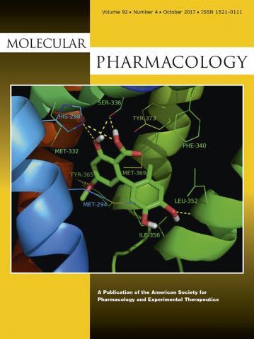 Molecular Pharmacology: 92 (4)
