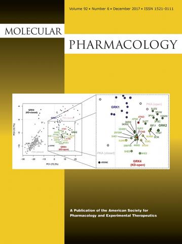 Molecular Pharmacology: 92 (6)
