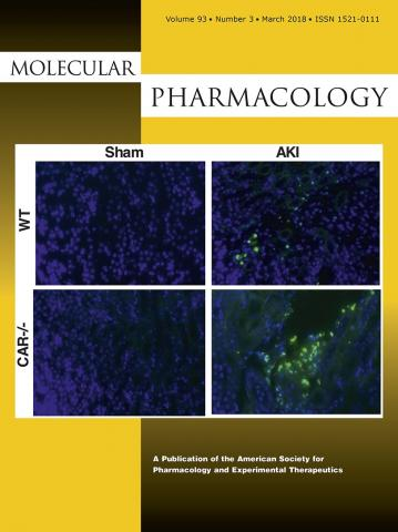 Molecular Pharmacology: 93 (3)