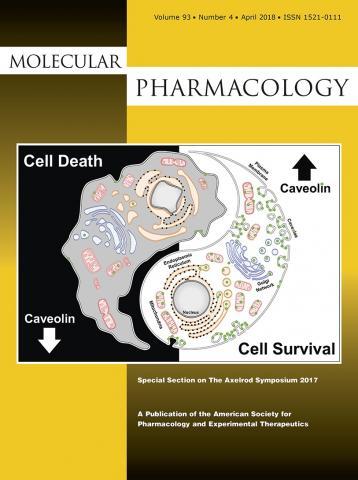 Molecular Pharmacology: 93 (4)