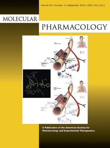 Molecular Pharmacology: 94 (3)