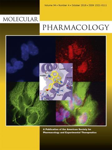 Molecular Pharmacology: 94 (4)