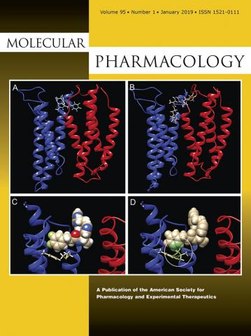 Molecular Pharmacology: 95 (1)