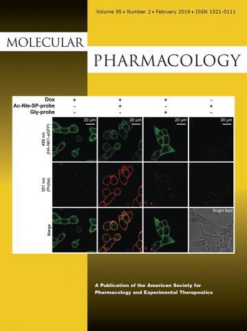 Molecular Pharmacology: 95 (2)