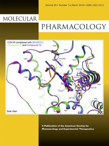Molecular Pharmacology: 95 (3)