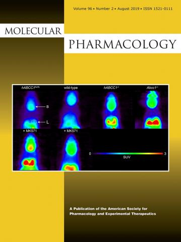 Molecular Pharmacology: 96 (2)