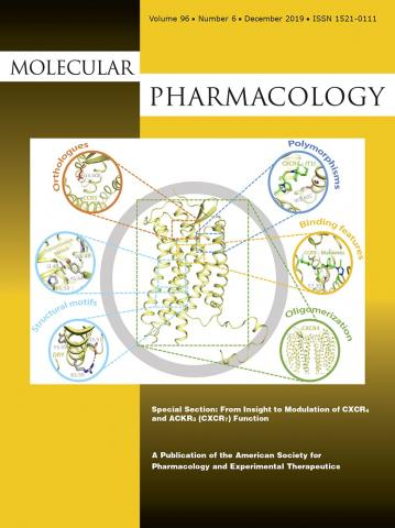 Molecular Pharmacology: 96 (6)
