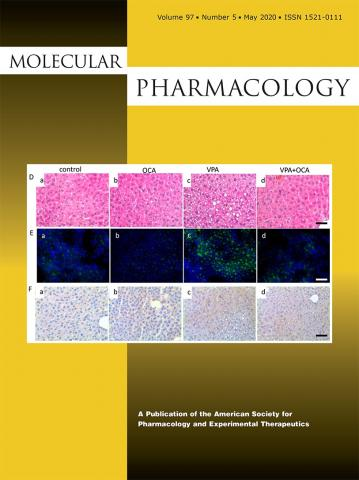 Molecular Pharmacology: 97 (5)