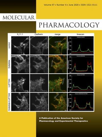 Molecular Pharmacology: 97 (6)
