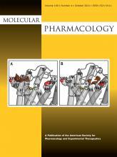 Molecular Pharmacology: 100 (4)
