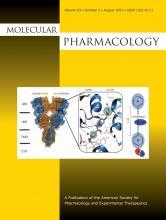 Molecular Pharmacology: 82 (2)