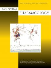 Molecular Pharmacology: 82 (4)