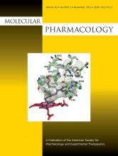 Molecular Pharmacology: 82 (5)
