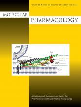 Molecular Pharmacology: 82 (6)