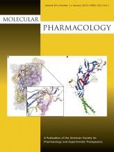 Molecular Pharmacology: 83 (1)