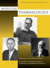 Molecular Pharmacology: 83 (4)