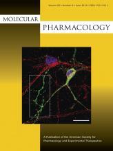 Molecular Pharmacology: 83 (6)