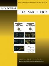 Molecular Pharmacology: 84 (3)
