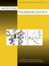 Molecular Pharmacology: 84 (5)