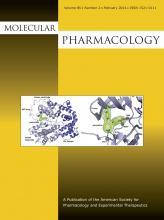Molecular Pharmacology: 85 (2)
