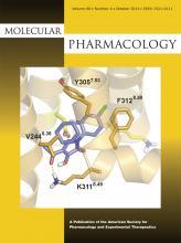 Molecular Pharmacology: 86 (4)