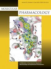 Molecular Pharmacology: 87 (6)