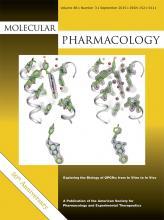 Molecular Pharmacology: 88 (3)