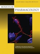 Molecular Pharmacology: 89 (1)
