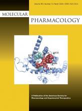 Molecular Pharmacology: 89 (3)