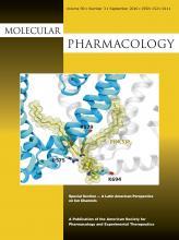 Molecular Pharmacology: 90 (3)