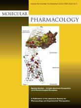 Molecular Pharmacology: 90 (5)
