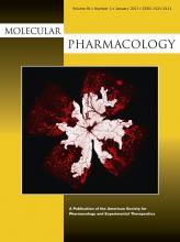 Molecular Pharmacology: 91 (1)