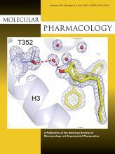 Molecular Pharmacology: 92 (1)