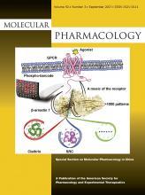 Molecular Pharmacology: 92 (3)