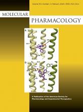 Molecular Pharmacology: 93 (2)