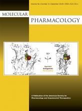 Molecular Pharmacology: 94 (6)