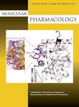 Molecular Pharmacology: 96 (4)
