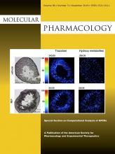 Molecular Pharmacology: 96 (5)